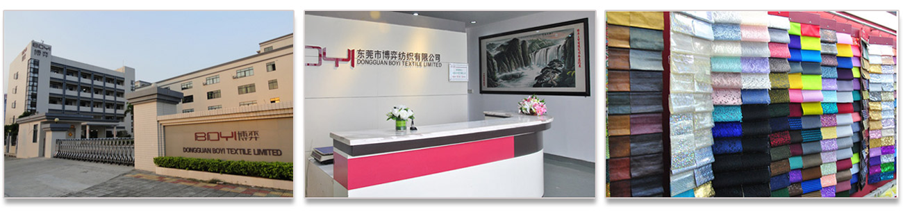 Dongguan Boyi Textile Co., Ltd.